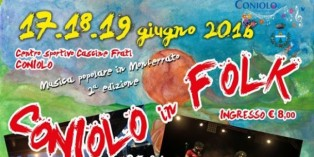 Coniolo in folk